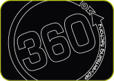 360 Advertising Factory Logo