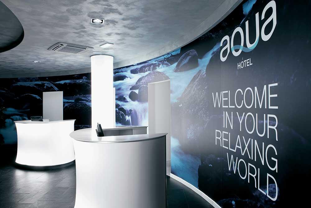 stampa digitale hotel