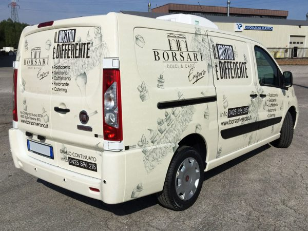 car wrapping rovigo