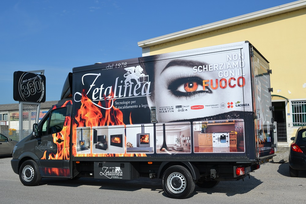 CAR WRAPPING DI CAMION