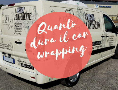 QUANTO DURA IL CAR WRAPPING?